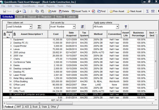 fixed assets depreciation schedule excel selo l ink co